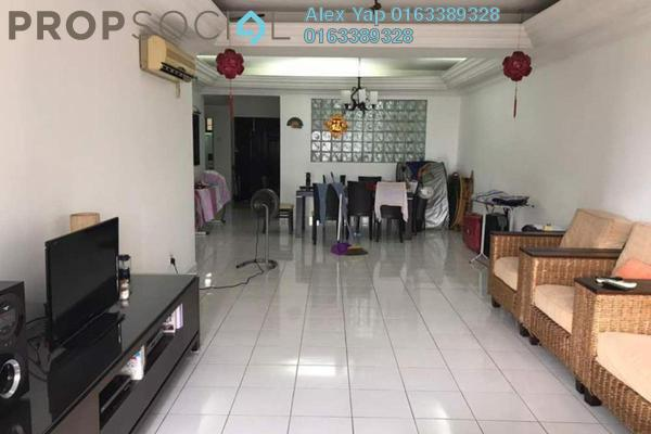 Condominium For Rent in Maxwell Towers, Gasing Heights Freehold Semi Furnished 3R/3B 1.8k