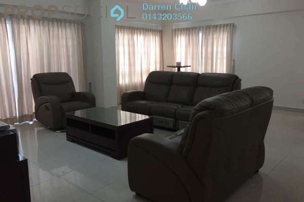 Condominium For Rent in Continental Heights, Kuchai Lama Freehold Fully Furnished 4R/3B 2.5k