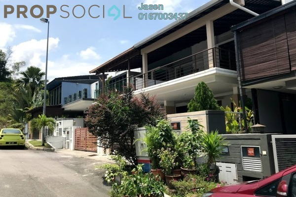 Terrace For Sale in Sering Ukay, Ukay Freehold Semi Furnished 4R/4B 1.2m