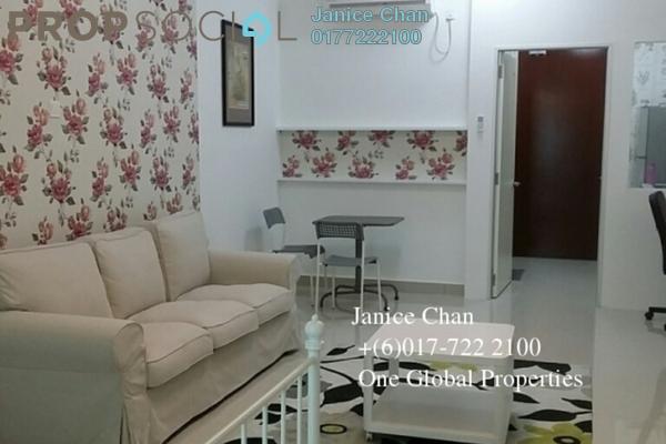 Serviced Residence For Rent in Parc Regency, Johor Bahru Freehold Fully Furnished 0R/1B 1.28k