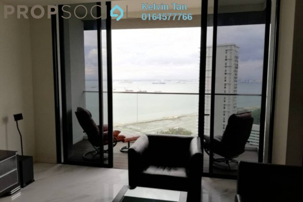 Condominium For Sale in Setia V Residences, Gurney Drive Freehold Fully Furnished 3R/2B 2.08m