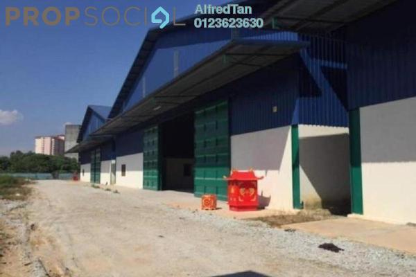 For Rent Factory at Diamond Residences, Setapak Freehold Unfurnished 0R/0B 18k
