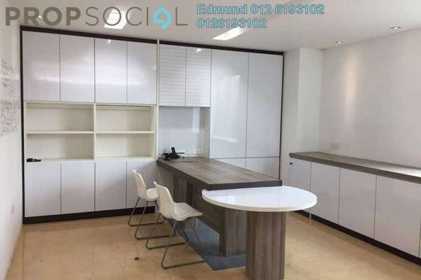 Office For Rent in Taipan 1, Ara Damansara Freehold Fully Furnished 0R/0B 3k