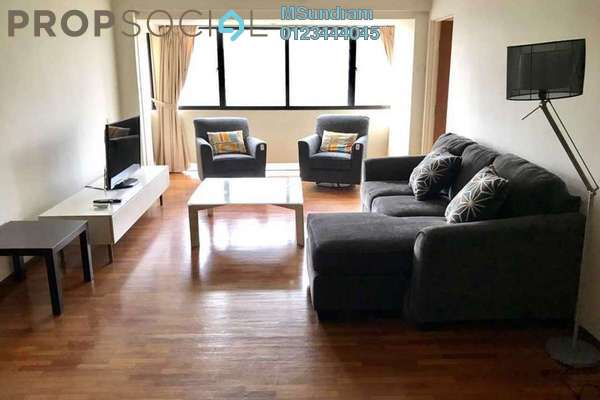 For Rent Condominium at Sri Wangsaria, Bangsar Freehold Fully Furnished 3R/2B 3.8k