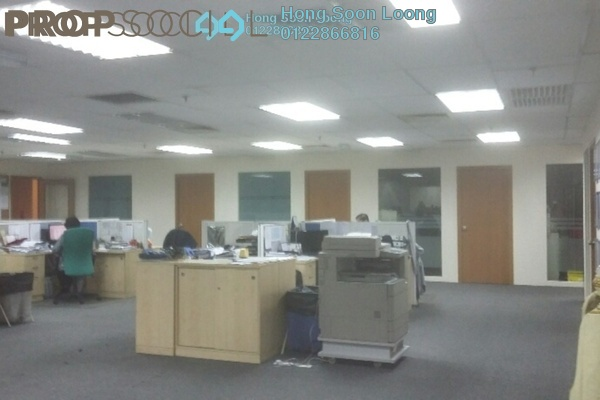 Office For Rent in Wisma Academy, Petaling Jaya Freehold Fully Furnished 0R/2B 15.9k