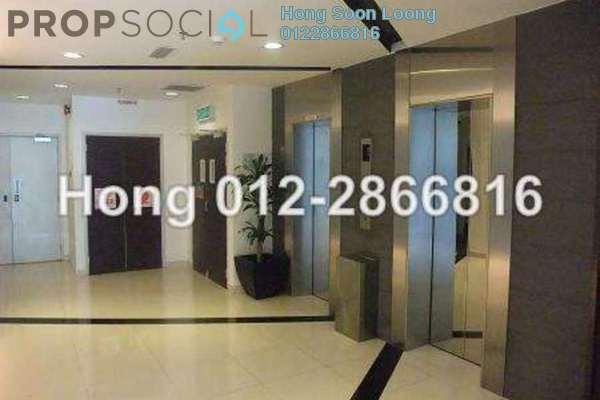Office For Rent in Quattro West, Petaling Jaya  Semi Furnished 0R/0B 92.4k