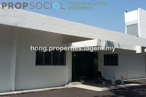 Factory For Rent in Section 16, Shah Alam Leasehold Unfurnished 0R/2B 23.8k