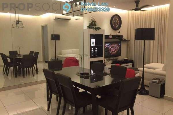 Condominium For Rent in Glomac Damansara Residences, TTDI Freehold Fully Furnished 2R/2B 3.5k