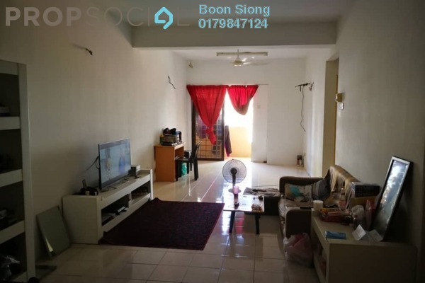 Apartment For Rent in Bougainvilla, Segambut Freehold Unfurnished 3R/2B 1.4k