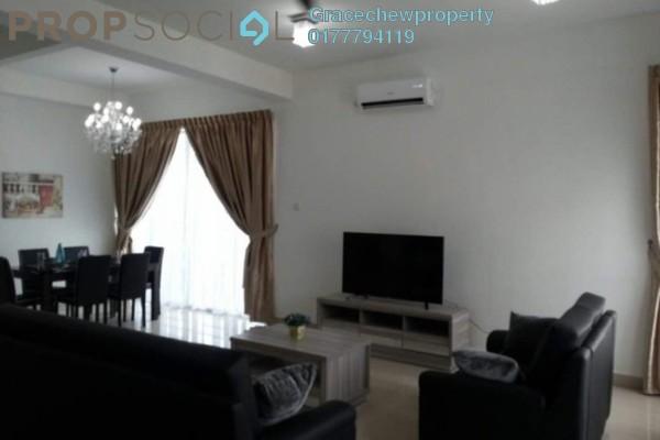 Semi-Detached For Rent in Desaru Utama, Kota Tinggi Freehold Fully Furnished 4R/4B 5k