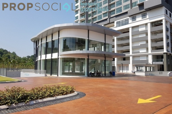 Office For Rent in Conezión, IOI Resort City Freehold Unfurnished 0R/2B 2.6k