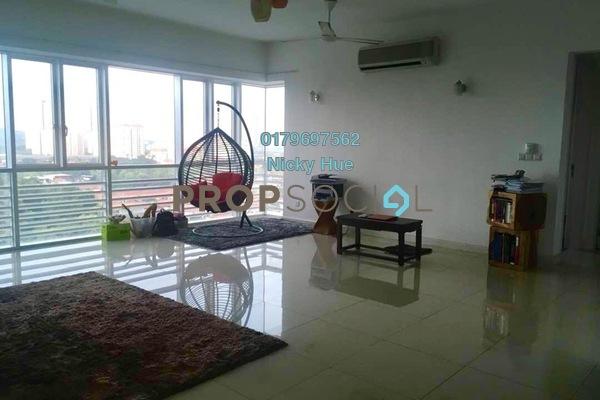 Condominium For Rent in Surian Residences, Mutiara Damansara Freehold Semi Furnished 4R/5B 3.9k