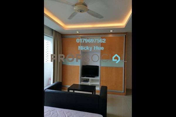 Serviced Residence For Rent in Ritze Perdana 2, Damansara Perdana Freehold Fully Furnished 1R/1B 1.5k
