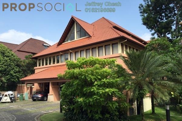Semi-Detached For Sale in Bukit Kiara Residences, Sri Hartamas Freehold Semi Furnished 5R/5B 3.15m