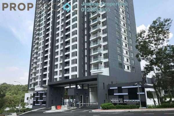 Condominium For Rent in 9INE, Batu 9 Cheras Freehold Unfurnished 3R/2B 1.3k