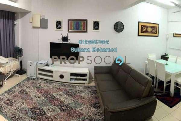 Terrace For Sale in Kemuning Greenville, Kota Kemuning Freehold Semi Furnished 4R/3B 499k