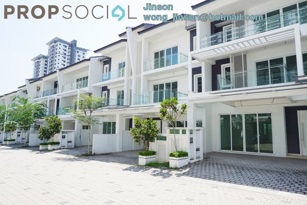 For Sale Terrace at Scenaria, Segambut Freehold Unfurnished 5R/7B 1.9m