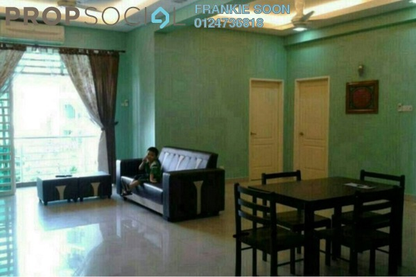 Condominium For Sale in Ideal Regency, Bukit Gambier Freehold Fully Furnished 3R/2B 695k