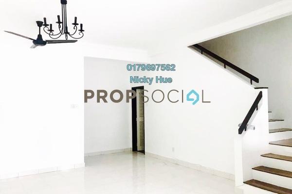 Terrace For Rent in Mutiara Homes, Mutiara Damansara Freehold Semi Furnished 3R/3B 2.3k