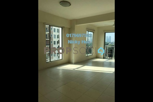 Condominium For Rent in Casa Indah 2, Tropicana Freehold Semi Furnished 3R/3B 2.2k
