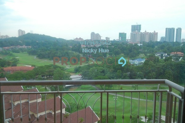 Condominium For Rent in Casa Indah 1, Tropicana Freehold Semi Furnished 3R/2B 2.1k