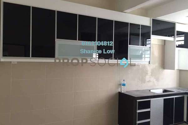 Terrace For Rent in Lakeside Residences, Puchong Freehold Semi Furnished 4R/4B 2.1k