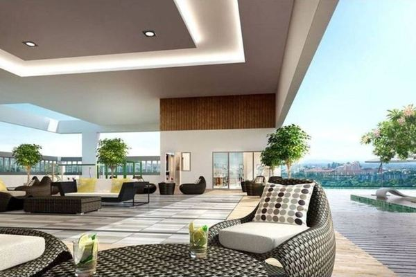 Condominium For Rent in 100 Residency, Setapak Freehold Semi Furnished 4R/3B 3.2k
