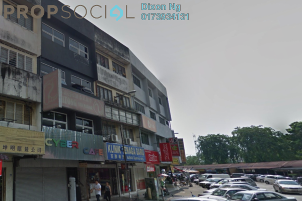 Shop For Sale in Taman Tenaga, Bandar Sri Permaisuri Freehold Semi Furnished 1R/1B 2.43m