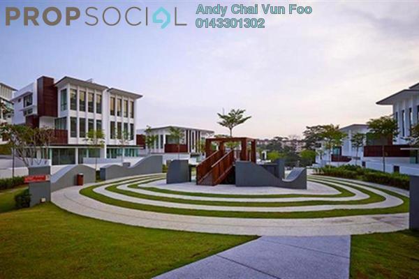 Semi-Detached For Sale in The Airie, Bandar Sri Damansara Freehold Semi Furnished 5R/6B 2.55m