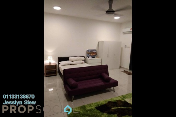 Serviced Residence For Sale in Da Men, UEP Subang Jaya Freehold Fully Furnished 0R/1B 560k