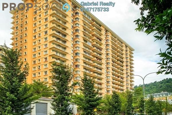Condominium For Sale in Platinum Hill PV6, Setapak Freehold Semi Furnished 4R/2B 530k