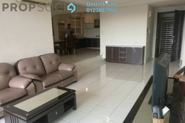 Condominium For Rent in Sterling, Kelana Jaya Freehold Fully Furnished 4R/2B 2.8k