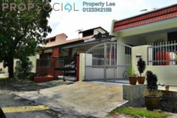 Terrace For Rent in Kepong Baru, Kepong Freehold Unfurnished 3R/2B 1.3k