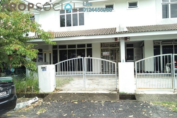 Terrace For Rent in Kulim Hi-Tech Park, Kulim Freehold semi_furnished 4R/3B 1.2k