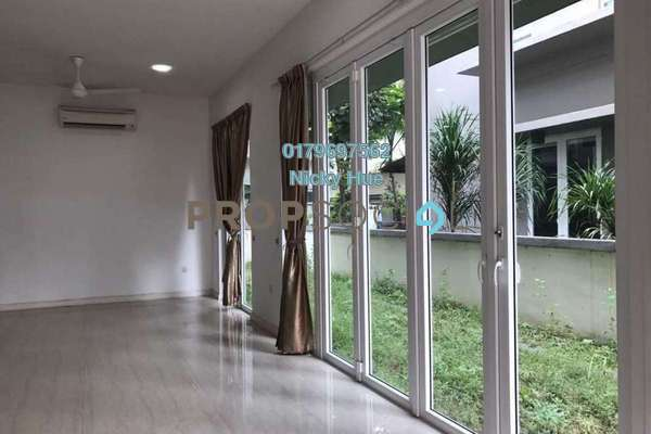 Semi-Detached For Rent in The Rafflesia, Damansara Perdana Freehold Semi Furnished 5R/6B 5.5k