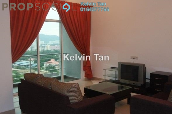 Condominium For Rent in Ideal Regency, Bukit Gambier Freehold Fully Furnished 3R/3B 1.8k