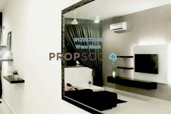 Condominium For Rent in Mirage By The Lake, Cyberjaya Freehold Fully Furnished 2R/3B 1.9k