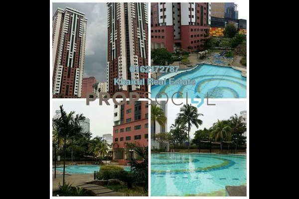 Condominium For Sale in Bistari, Putra Freehold Fully Furnished 4R/3B 700k