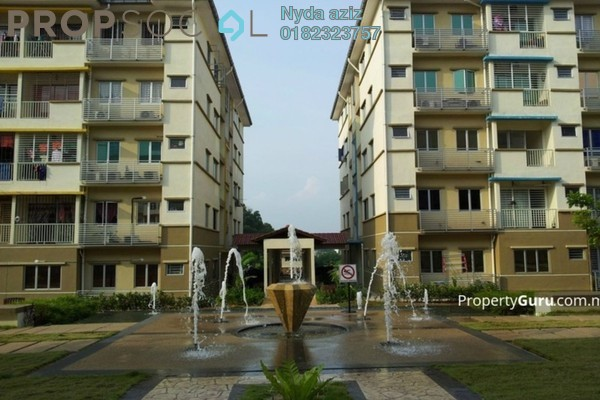 Apartment For Rent in Taman Cheras Intan, Batu 9 Cheras Freehold Fully Furnished 3R/2B 900translationmissing:en.pricing.unit