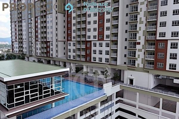 Condominium For Rent in SkyAwani, Sentul Freehold Unfurnished 3R/2B 1.3k