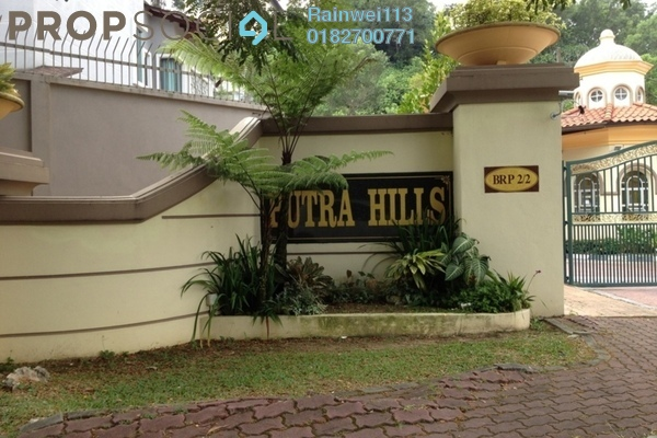 Land For Sale in Putra Hill, Bukit Rahman Putra Freehold Unfurnished 0R/0B 1.6m