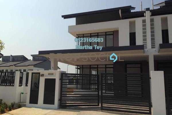 豪华排屋 单位出租于 M Residence, Rawang Freehold Unfurnished 4R/3B 1.5千