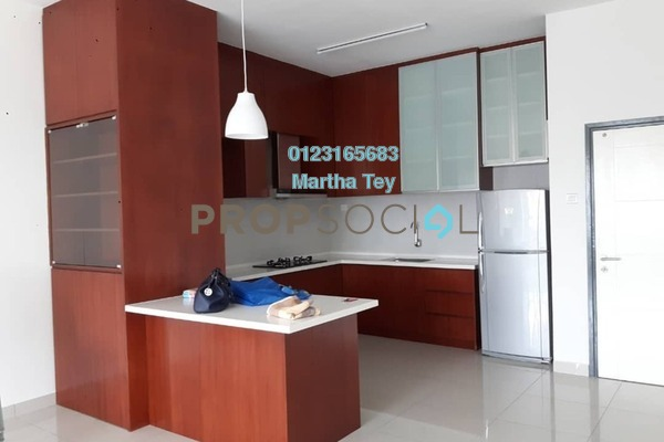 Serviced Residence For Sale in Da Men, UEP Subang Jaya Freehold Semi Furnished 2R/2B 820k