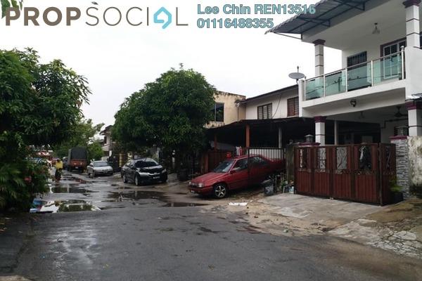 Terrace For Sale in Taman Cuepacs, Batu 9 Cheras Freehold Unfurnished 2R/2B 255k