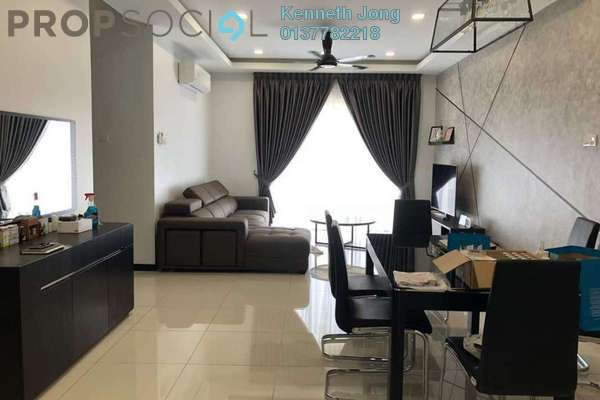 Terrace For Rent in Arahsia, Tropicana Aman Freehold Fully Furnished 4R/3B 3k