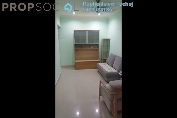 Terrace For Rent in Taman Mayang Jaya, Kelana Jaya Freehold Fully Furnished 3R/2B 1.8k