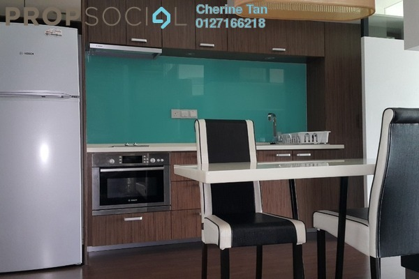 Condominium For Rent in VERVE Suites, Mont Kiara Freehold fully_furnished 1R/1B 2.3k