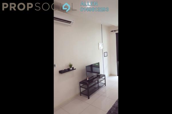 For Rent Condominium at Impiana Residences, Iskandar Puteri (Nusajaya) Freehold Fully Furnished 3R/3B 2k