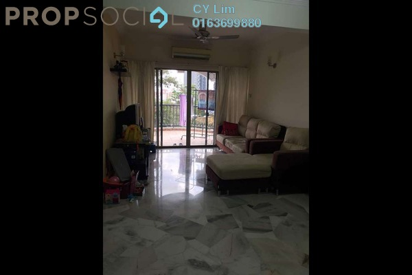 For Sale Condominium at Sri Kinabalu, Wangsa Maju Freehold Semi Furnished 3R/2B 399k