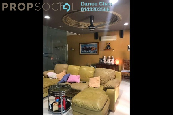 Terrace For Sale in Puchong Hartamas, Puchong Freehold Semi Furnished 4R/3B 760k